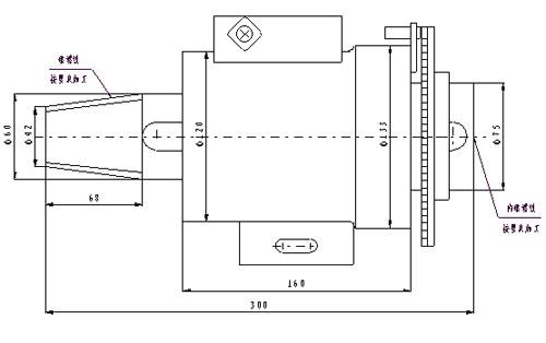 HX-909钻杆耦合器