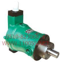 10YCY14-1B  25YCY14-1B  63YCY14-1B   壓力補償變量泵