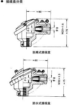 裝配式鉑電阻