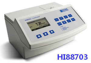 HI88703高精度多量程多用途濁度分析測定儀