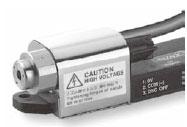 放电针有喷嘴保护