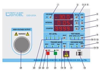 热烈祝贺我司静电放电发生器持续热销