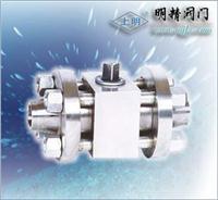 自密封高壓對焊接鍛鋼閥 J61Y