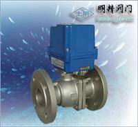 ZAJQ型電動法蘭二通調節球閥 T940H-16C