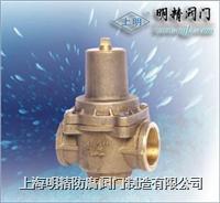 直接作用薄膜支管減壓閥 YZ11X