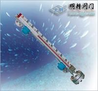 翠屏山頂裝式防腐型磁翻柱液位計/上海明精防腐制造有限公司021-63800050 KL-812、