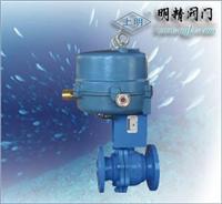 ZSS/HRF系列電動襯氟O型球閥 電動襯氟O型球閥