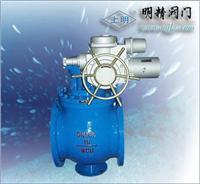 ZSS/HRF系列電動襯氟O型球閥