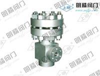 不銹鋼靜重式安全閥 JA22H-2.5(2.5P)型