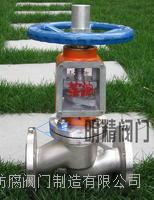 不銹鋼氧氣截止閥 JY41W-16P
