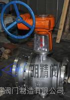 氣動氧氣固定球閥 SMQ647F