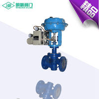 氣動薄膜襯氟單座調節閥 ZDLPF46-16C
