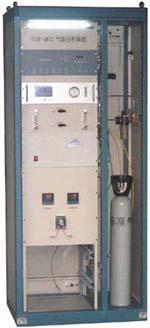 窯尾氣體分析系統
