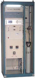 上等筒氣體分析系統