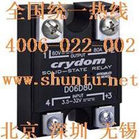 大功率直流D1D100进口固态继电器SSR快达Crydom