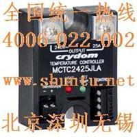 进口可控硅温度控制器MCTC2425JLA可控硅控制器SSR可控硅温控器Crydom电子温度控制器 MCTC2425JLA