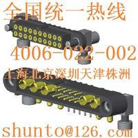 军工级接插件厂家NCM法国进口军标连接器型号222Y30M12H高温连接器 222Y30M12H
