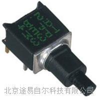TP33WW03550超小型按钮开关APEM阿贝品牌微型按键安装尺寸图电路图 TP33WW03550