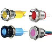 高海拔防水LED信号指示灯16mm型号Q16FP1BPXXR24E Q16FP1BPXXR24E-X0906