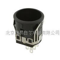 系列LB标准尺寸嵌入式按钮开关  NKK开关 LB15CKW01 标准尺寸嵌入式按钮开关系列LB