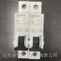 SIEMENS塑壳断路器5SJ51现货10A西门子5SY5110