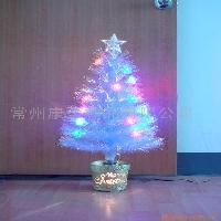 荷花光纖圣誕樹