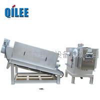 工廠污水處理污泥疊螺機 QLD型