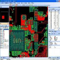 ICT/ATE治具制作软件