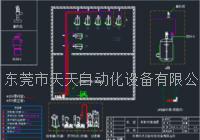 陶瓷閥粉體氣力輸送系統