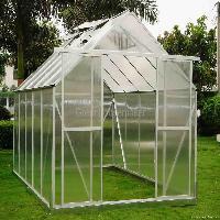 文洛式玻璃/PC板温室