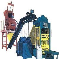 砌块机、空心砖机、水泥制砖机、免烧砖机,砌块成型机