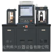 电脑全自动水泥抗折抗压试验机 DYE-300S型