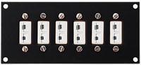 SHXJP系列高溫連接器面板系統