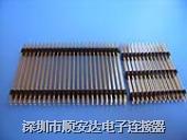 雙塑排針1.27mm/2.0mm/2.54mm 雙塑排針排針1.27mm/2.0mm/2.54mm,雙塑排針2.0mm,2.54mm