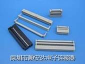 扁平線壓線頭,IDC壓線頭 XX-0045-XX