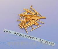 銅插針插針 銅插針插針0.3mm,0.4mm,0.5mm,0.8mm,1.0mm,1.5mm,2.0mm,3.0