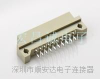 歐式插座連接器 歐式連接器20芯30芯32芯40芯48芯64芯96芯120芯128芯150芯160芯