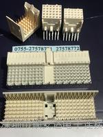 HCCI 2.0mm高速背板信號連接器 HCCI 2.0mm高速背板信號連接器,接觸點數:24、30、48、72、96、110、144、15