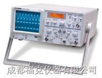 带频率计功能双通道示波器 GOS630FC