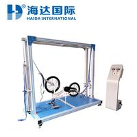 儿童自行车车轮夹持力试验机 HD-J239