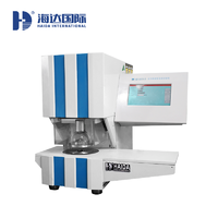 纸张耐破度仪 HD-A504-B