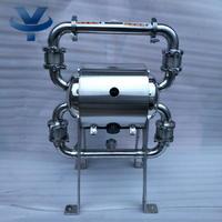 食用卫生级气动隔膜泵