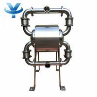 不锈钢卫生级隔膜泵