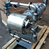 无极调速食品级电动隔膜泵