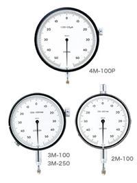 3M-100 千分比測型量表CITIZEN(西鐵城牌) 3M-100