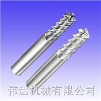 美国MICRO 100 SDHM系列高性能端铣刀3、4槽 SDHM系列