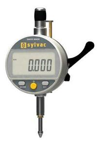 SYLVAC S_Dial work 数显百分表12.5mm 0.01mm基本型 805.1201