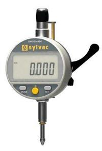 805.1601  50mm经济型数显百分表 SYLVAC 805.1601
