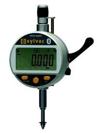 805.6501  25mm 带蓝牙传送IP67多功能型数显千分表 SYLVAC  805.6501