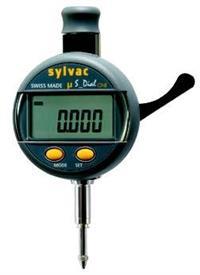 905.0131  12.5mm简单实用型IP67数显千分表 SYLVAC  905.0131